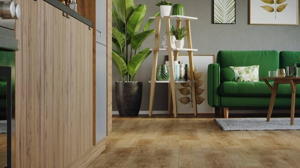 Kompozitné podlahy Afirmax